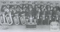 Coburg City Band, 1946