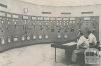 Control Room at the Brooklyn Pumping Station