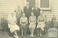 Chelsea Council Staff, 1938