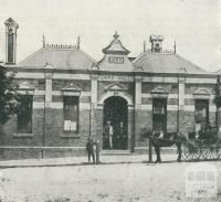 Box Hill Shire Hall (1889)