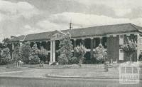 Boy's High School, Box Hill, 1956