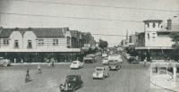 Station Street, Box Hill, 1956