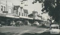 Whitehorse Road, Box Hill, 1956
