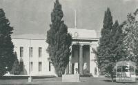 Town Hall, Box Hill, 1956