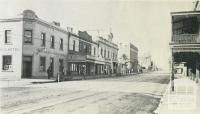 Sydney Road, looking north, Coburg
