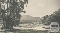 Mafeking, showing Mount William, 1960