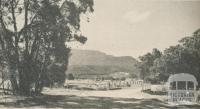 Mafeking, showing Mount William, 1960