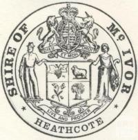 Shire of McIvor Crest, 1975