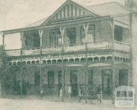 The Shamrock Hotel, Alexandra
