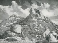 The Cathedral, Mount Buffalo Plateau, c1960