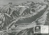 Map of the Kiewa Hydro-Electric Scheme, c1960