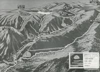 Map of the Kiewa Hydro-Electric Scheme, c1960