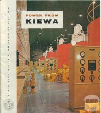 Power From Kiewa, 1971
