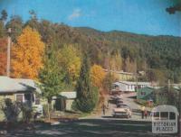 Kiewa township, 1971