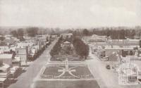 Main Street, Bairnsdale, 1934