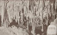 The Crystal Grotto, Fairy Cave, Buchan, 1934