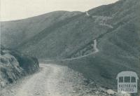 The Alps from Harrietville to Omeo, 1951