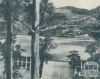Bogong Village and Lake Guy, 1951
