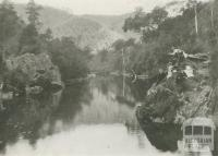 Thomson River, Walhalla, c1910