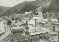 The Long Tunnel Gold Mine, Walhalla, c1910