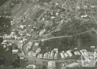 Main Street and Junction, Walhalla, c1910