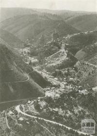Walhalla, from Coach Road, c1910