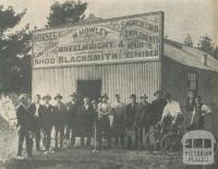 M. Howley's Blacksmiths, Glen Waverley