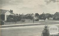Waverley residential areas, 1961