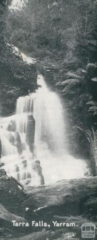 Tarra Falls, Yarram, 1947