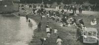 Eastern Beach, Geelong, 1910