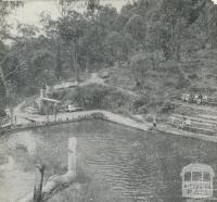 Hepburn Springs Swimming Pool, 1959