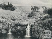 Turpin's Falls, Kyneton, 1959