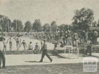 Olympic Pool, Wangaratta, 1960