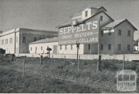 Seppelts Great Western Champagne Cellars, 1962