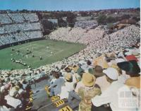 World Tennis Arena, Kooyong, 1958