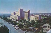 The Royal Melbourne Hospital, Parkville, 1958