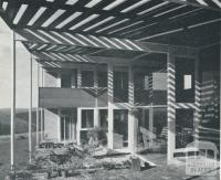 Home at Wheelers Hill, 1958