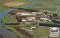 Milk Factory, Dennington, 1958