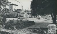 Country Women's Association Club, Toorak, 1958