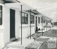Pre-cast concrete homes, Fishermans Bend, 1942