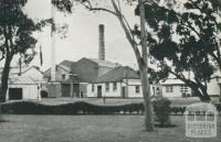 View of Broadford Mill, 1954