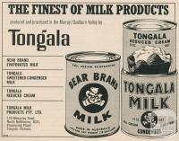 Tongala Milk Products, 1969