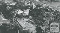 Ranelagh House, Mount Eliza, 1931