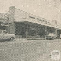 Bitcons General Department Store, Numurkah, 1963