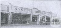 Ansett Motors, Hamilton, 1938