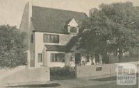 Toorak Residence, 1946