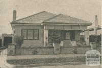 Pascoe Vale Residence, 1946