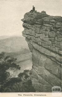 The Pinnacle, Grampians, 1919