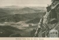 Buckland Valley from the Buffalo Plateau, Bright Shire, 1919