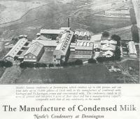 Nestle's Condensery at Dennington